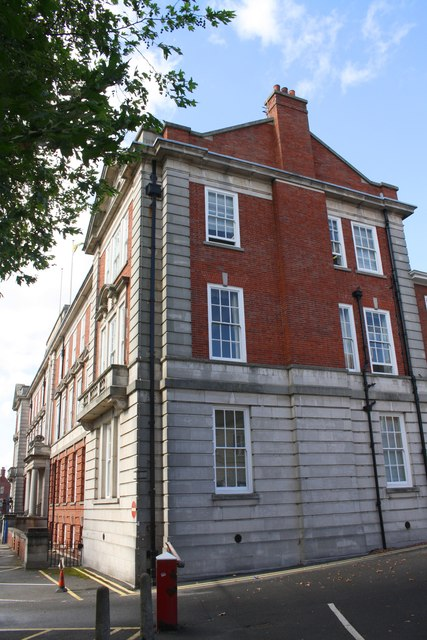 Lincolnshire County Council Offices, Newland
