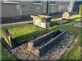 SJ8649 : Witch Molly Leigh Grave, Burslem by Brian Deegan