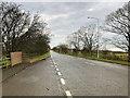SD3639 : Garstang Road (A586) near Poulton-le-Fylde by David Dixon