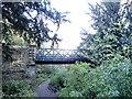 NZ2561 : Bridge in Saltwell Park by Robert Graham