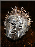 SJ4066 : The Knife Angel at Chester Cathedral - 6 by John S Turner