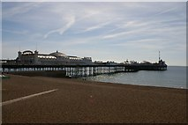 TQ3103 : Brighton: Palace Pier by Christopher Hilton