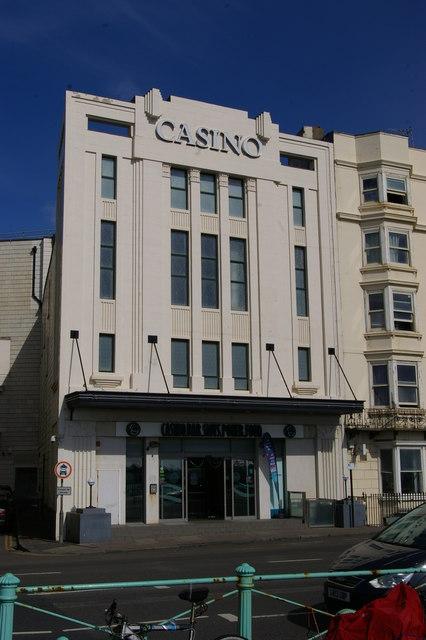 Brighton: Casino, Grand Junction Road