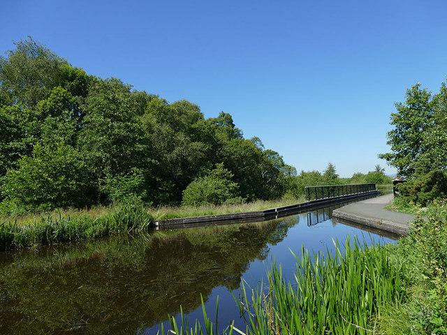 Union Canal - Greenbank Road aqueduct