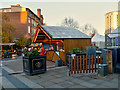 SJ8398 : Manchester Christmas Markets 2019, Cathedral Gardens by David Dixon