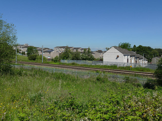 Houses on Carradale Avenue