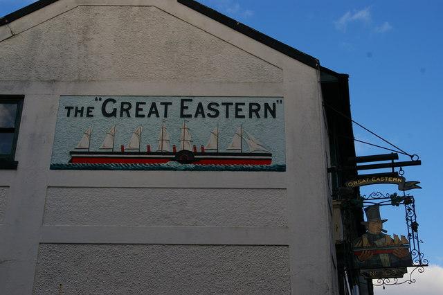 Brighton: the Great Eastern, Trafalgar Road