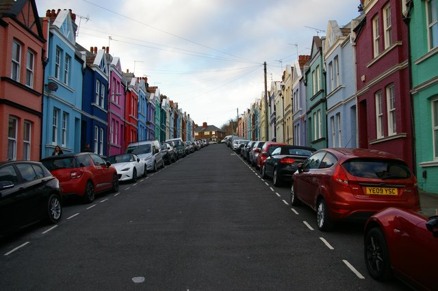 Brighton: Blaker Street