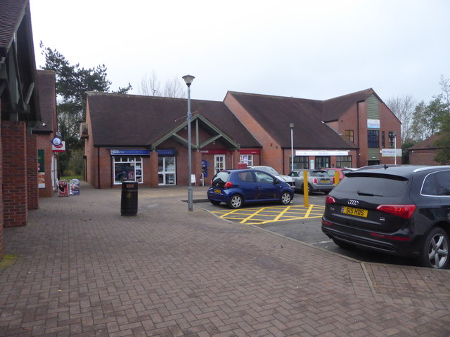 Lyppard Centre, Ankerage Green