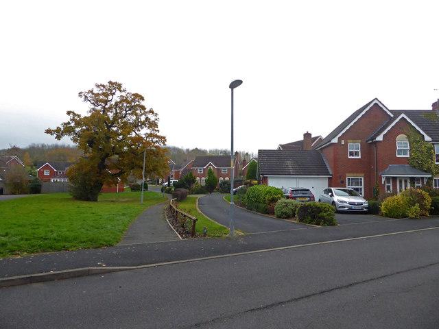 View on Gawtree Way, Lyppard Habington