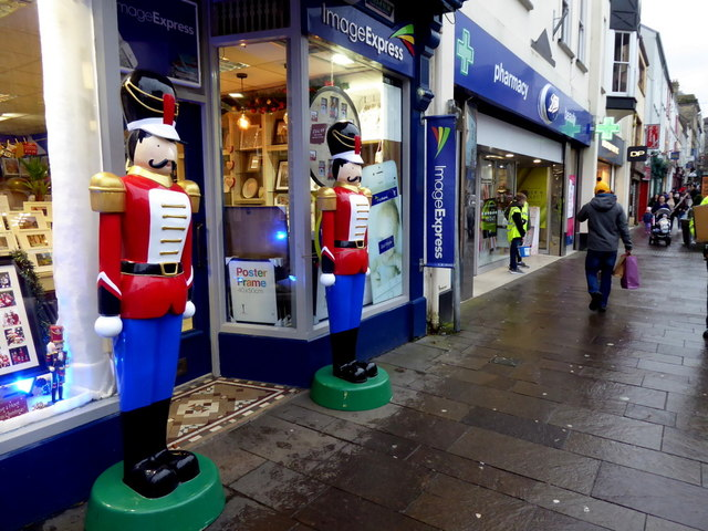 Toy soldiers, Omagh