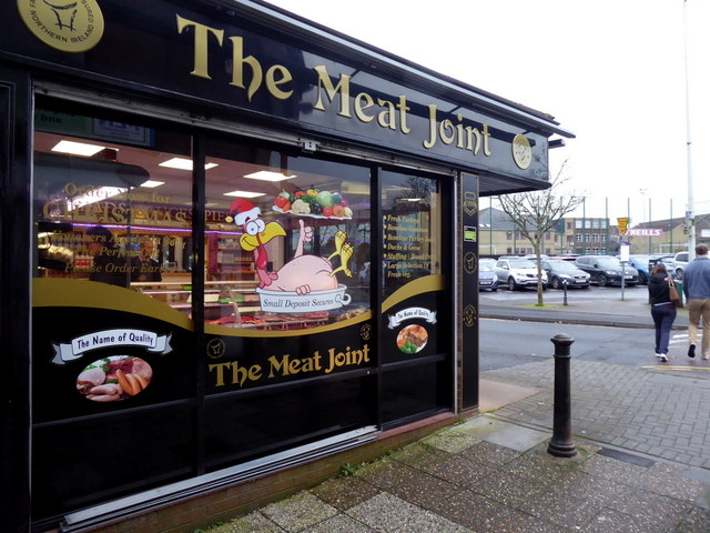 The Meat Joint, Omagh