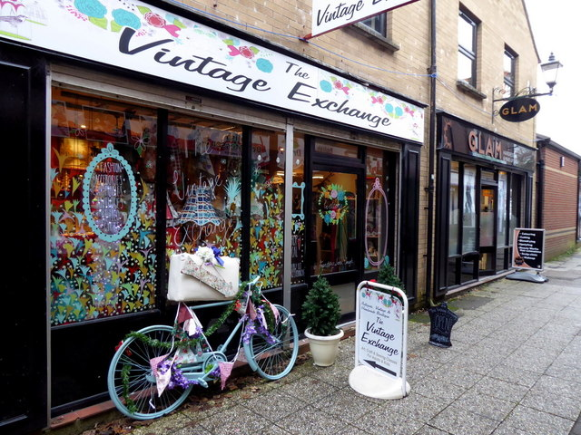 The Vintage Exchange, Omagh