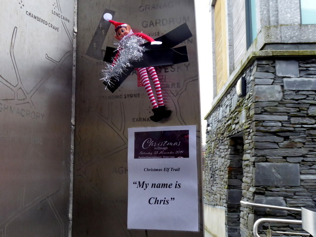 Christmas Elf Trail, Omagh