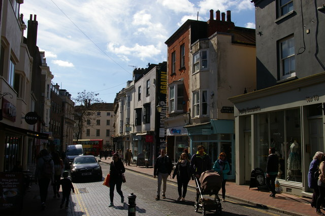 Brighton: Bond Street