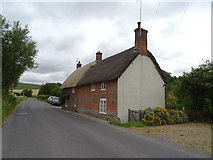 SU1062 : Thatched cottages, Alton Barnes by JThomas