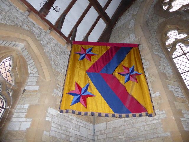 St Mary Magdalene, Sheet: banner (2)