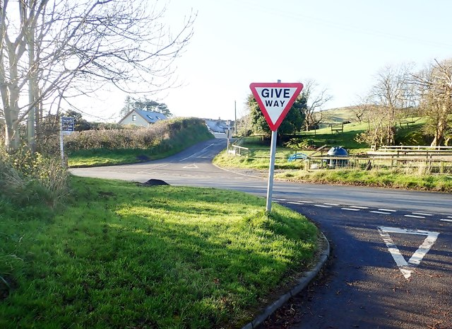 Mountain Road Cross Roads