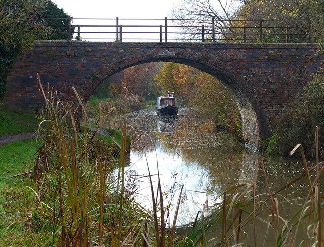 Sedgley's Bridge No 9