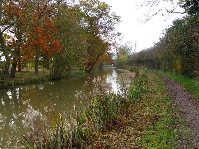 Market Harborough Arm of the Grand Union Canal