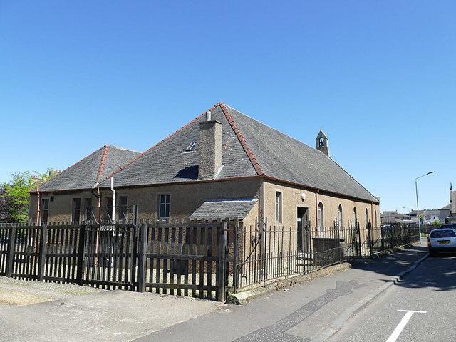 Camelon parish hall, Brown Street, Carmuirs