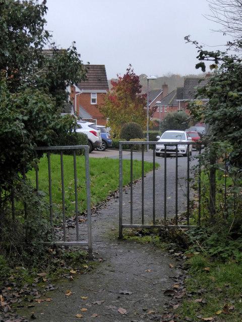 Haisley Row from Trotshill Lane East