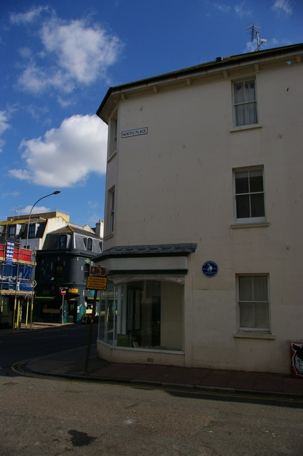 Brighton: birthplace of Frank Bridge, North Road
