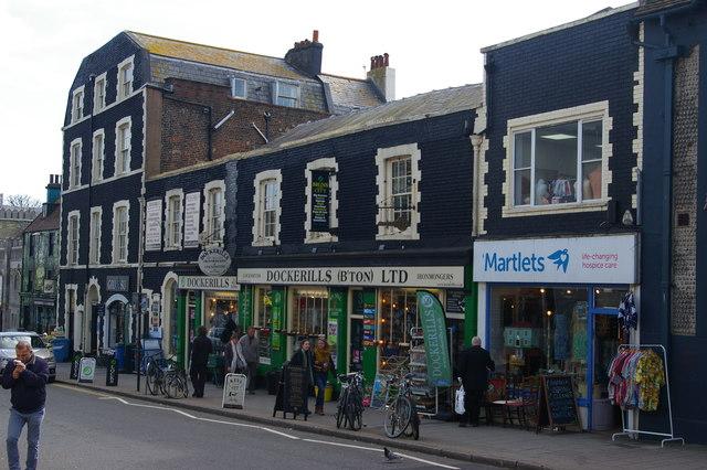 Brighton: Church Street