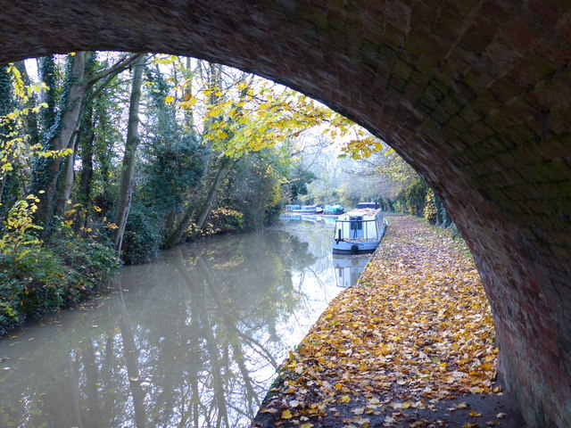 Under Clarkes Bridge No 5