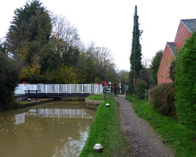 Foxton Swing Bridge No 4