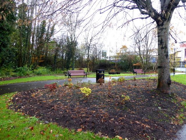 Omagh Railway Tragedy Memorial Garden