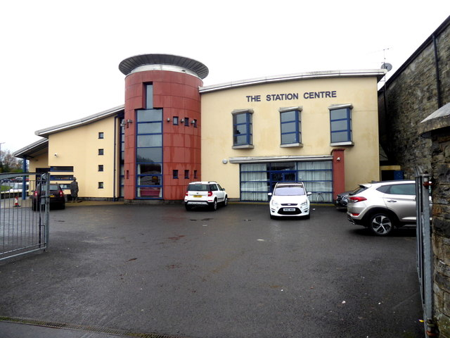 The Station Centre, Omagh