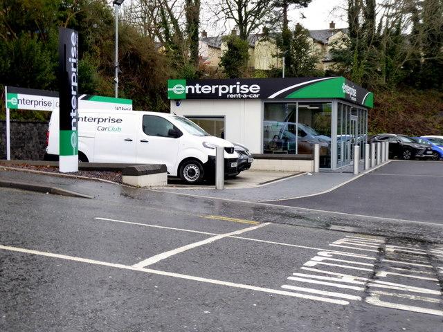 Enterprise Rent-a-car, Omagh