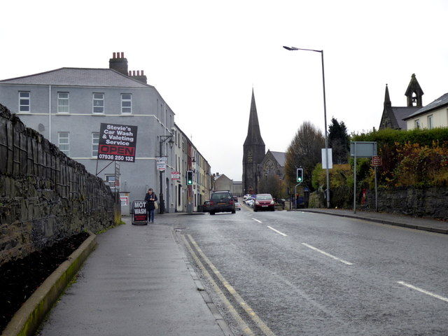 James Street, Omagh