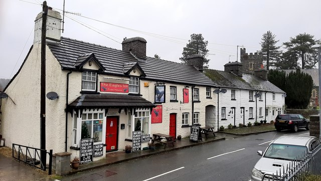 The Eagles Inn, Rhayader