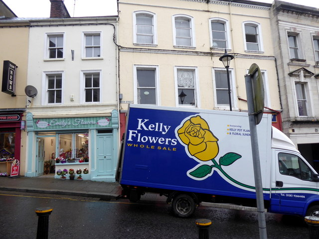 Emily's Flowers / Kelly Flowers, Omagh
