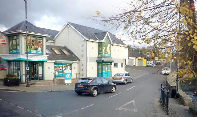 Mayobridge Pharmacy in Ballyvally Road