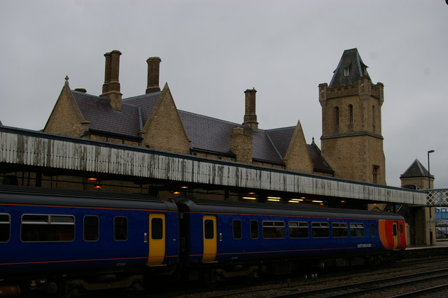 Lincoln Central station