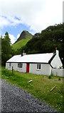 G6746 : Cottage above Gortarowey below Benbulbin by Colin Park