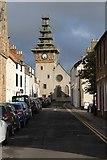 NO5402 : Pittenweem Parish Church by Graeme Yuill