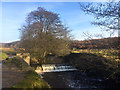 SK2580 : Weir on Burbage Brook by Graham Hogg