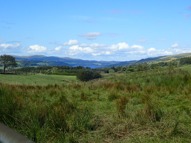 View to Bala Lake