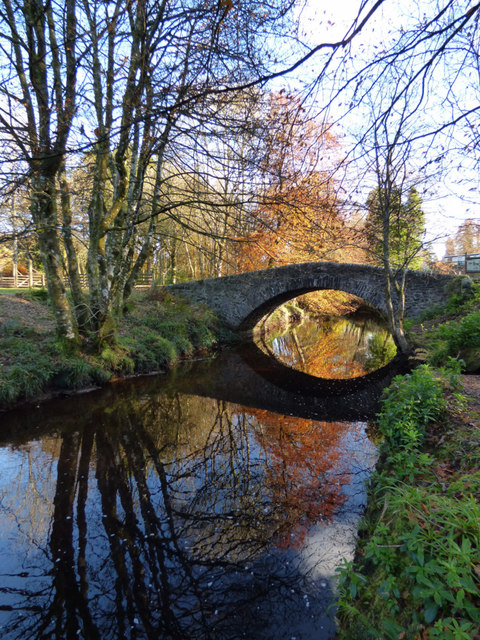 The Arched Bridge