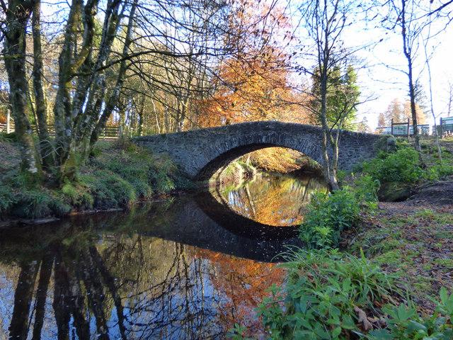 The Arched Bridge