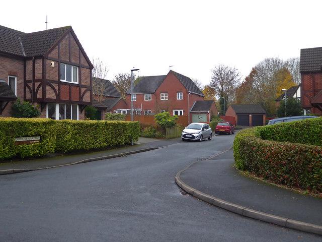 Hobhouse Gardens, Harley Bakewell
