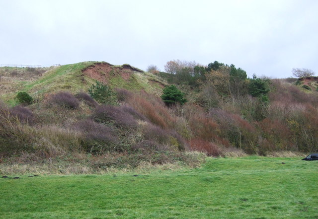 Cliffs, Maryport by JThomas