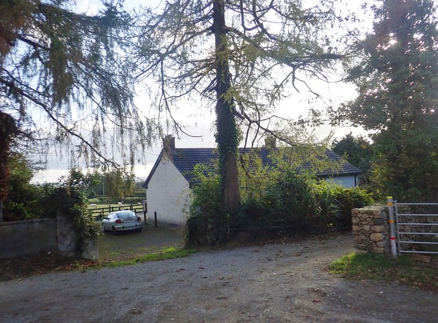 Cottage on a bend in Lower Ravensdale
