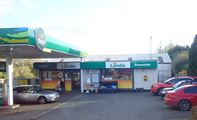 Londis Store and Service Station at Lower Ravensdale