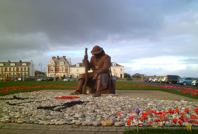 'Tommy' at Seaham