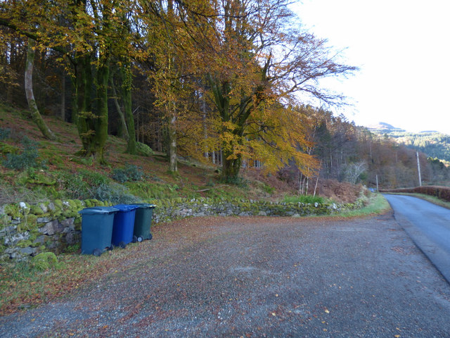 Wheely bins in Glen Finart